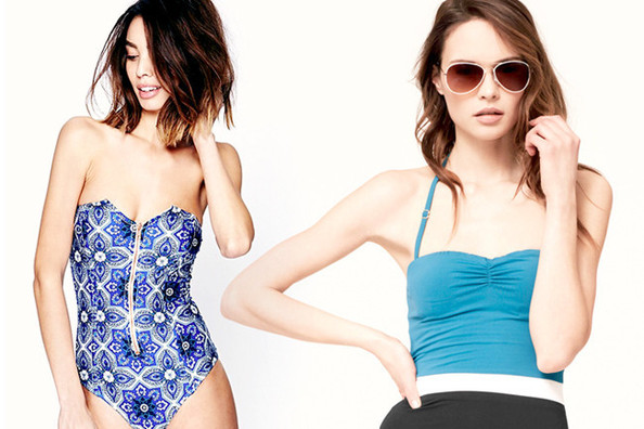10 One-Piece Swimsuits for Summer