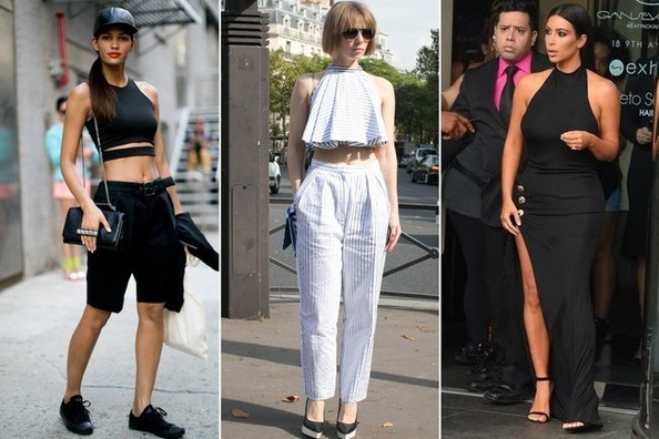 Trend to Try: High-Neck Halters