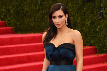 Kim K.'s Last-Minute Costume Change at the Met Gala, Rihanna Removed from Instagram, and More