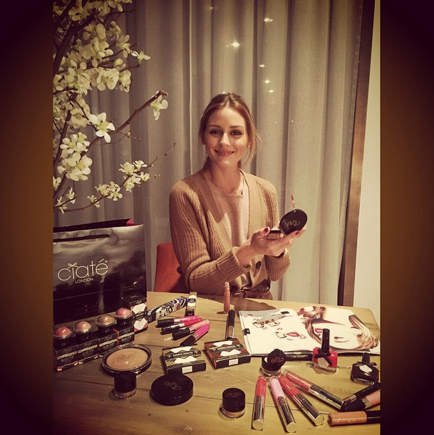 Olivia Palermo's New Role Will Likely Involve the Color Red