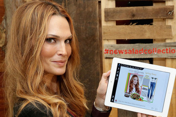 Molly Sims's Unlikely Partnership With Wendy's