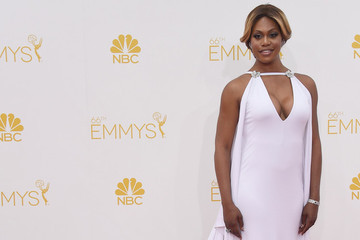 Taking the Plunge at the 2014 Emmy Awards