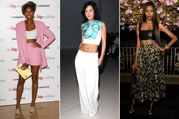 Three Ways to Wear a Crop Top