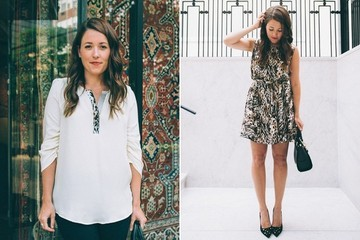 Collab We Love: Sequins & Stripes for Sophia Reyes