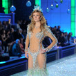 2011—Constance Jablonski Sashays as a Mermaid Princess