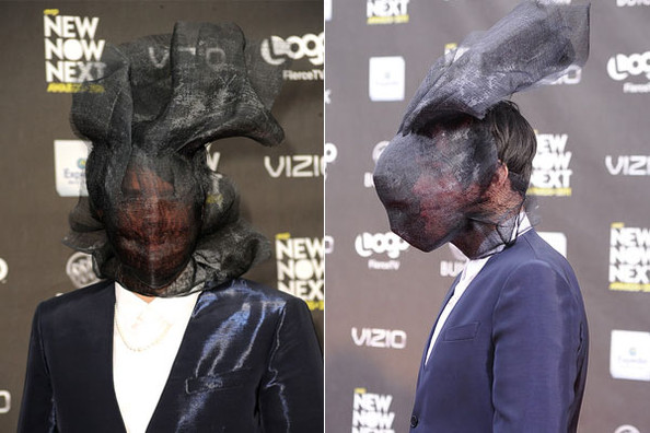 Hot or Not: Perez Hilton's Thierry Mugler Headpiece