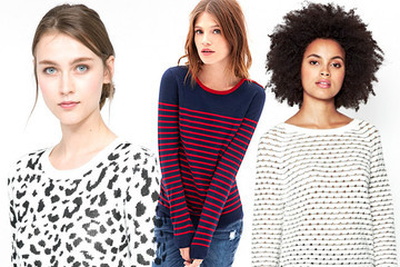 Market Watch: Sweaters for Fall 2014