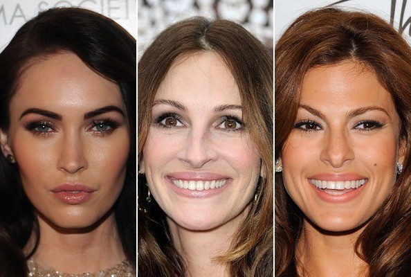 The Oval Shaped Face - Finding the Best Hairstyle for Your ...