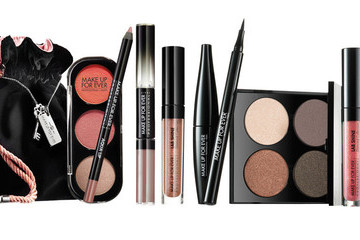 MAKE UP FOR EVER x FIFTY SHADES OF GREY: The New Movie-Inspired Makeup Collection