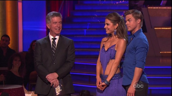 Maria Menounos Pictures from  DWTS Season 14  Week 1