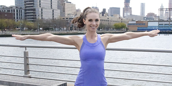 Summer-Ready Body: Three Moves for Toned Arms