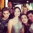 Emmy Rossum and the Gang Take a Selfie at the Tony Awards