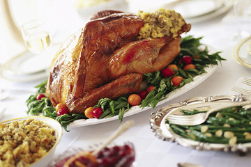 Ten Ways to Have a Healthier Thanksgiving