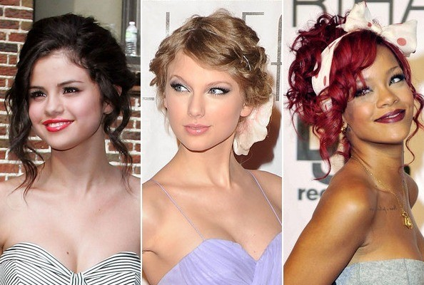 Perfectly Pretty Prom Hairstyles