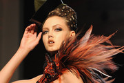 Fall 2013 Haute Couture Fashion Week: The Best Beauty Looks