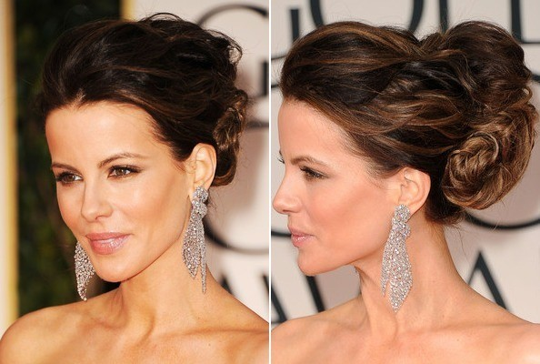 Kate beckinsales textured french twist do it yourself how to do it yourself how to get hollywoods best hairstyles at home kate beckinsales textured french twist solutioingenieria Gallery