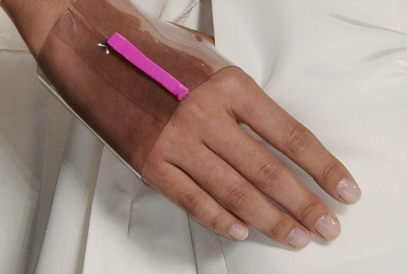 Best Spring 2013 Runway Nails - Chado Ralph Rucci