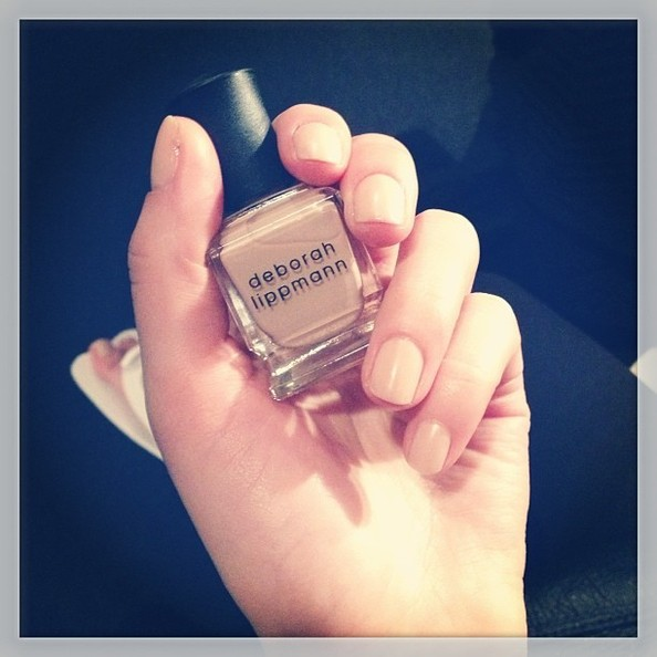 Narciso Rodriguez, Fall 2013 Nails