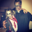 Ashley Tisdale and Christopher French as Zombies