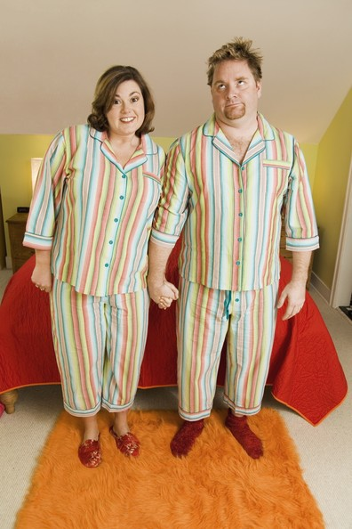 You'll NEVER Guess What Most Cohabitating Couples Wear to Bed