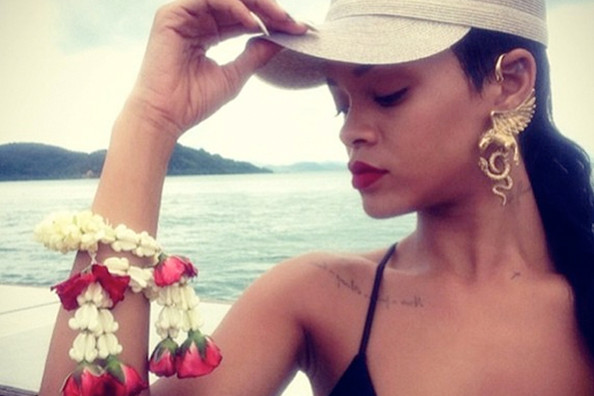 The Week's Most Stylish Celebrity Instagram Pics