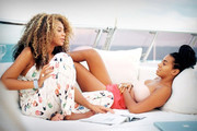 Stylish Siblings: Beyonce and Solange Knowles