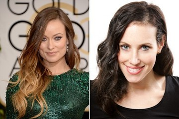 Get the Red Carpet Hair Look: Olivia Wilde