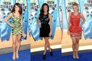 Best and Worst Dressed at the 2010 Teen Choice Awards