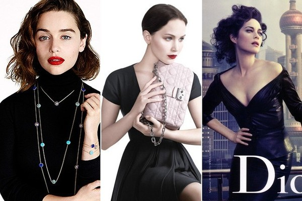 Best Celeb Dior Campaigns