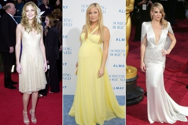 The Style Evolution of Kate Hudson