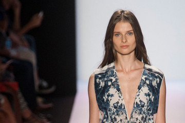 BCBG Max Azria at New York Spring 2014
