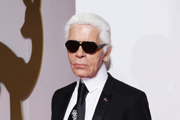 Karl Lagerfeld Takes His Genius to Volkswagen