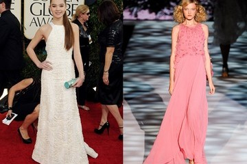 Hailee Steinfeld Oscars Dress Prediction