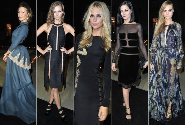 The Best & Worst Dressed at Le Bal 2012