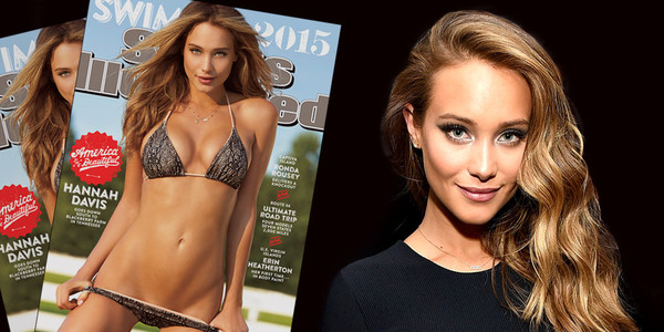 Hannah Davis's Parents Actually Loved Her 'Sports Illustrated' Cover