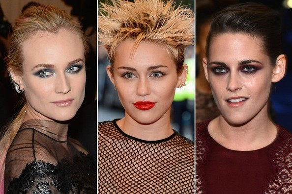 Met Gala 2013: The Best Hair & Beauty Looks