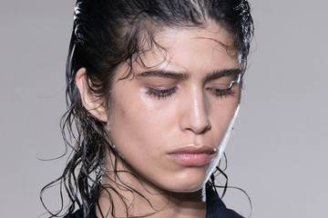 Hair Trend from Fashion Month: Super Soaked Strands