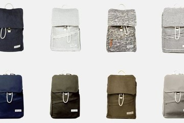 Current Obsession: Stone + Cloth Backpacks