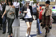 Celebrities Favor Fabulous Fedoras