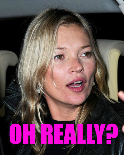 Coming Soon to a Theater Near You: Kate Moss, The Documentary