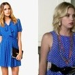 Ashley Benson's Polka Dot Dress on 'Pretty Little Liars'