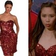 A Red Sequin Dress Like the Performance Costumes From 'Glee'