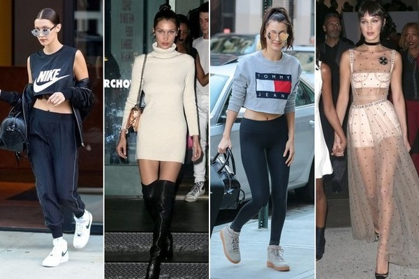 Bella Hadid Street Style The 2016 Best Style Moments