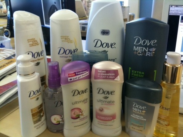 VIP Giveaway: Win Jessica Szohr's Fave Dove Products