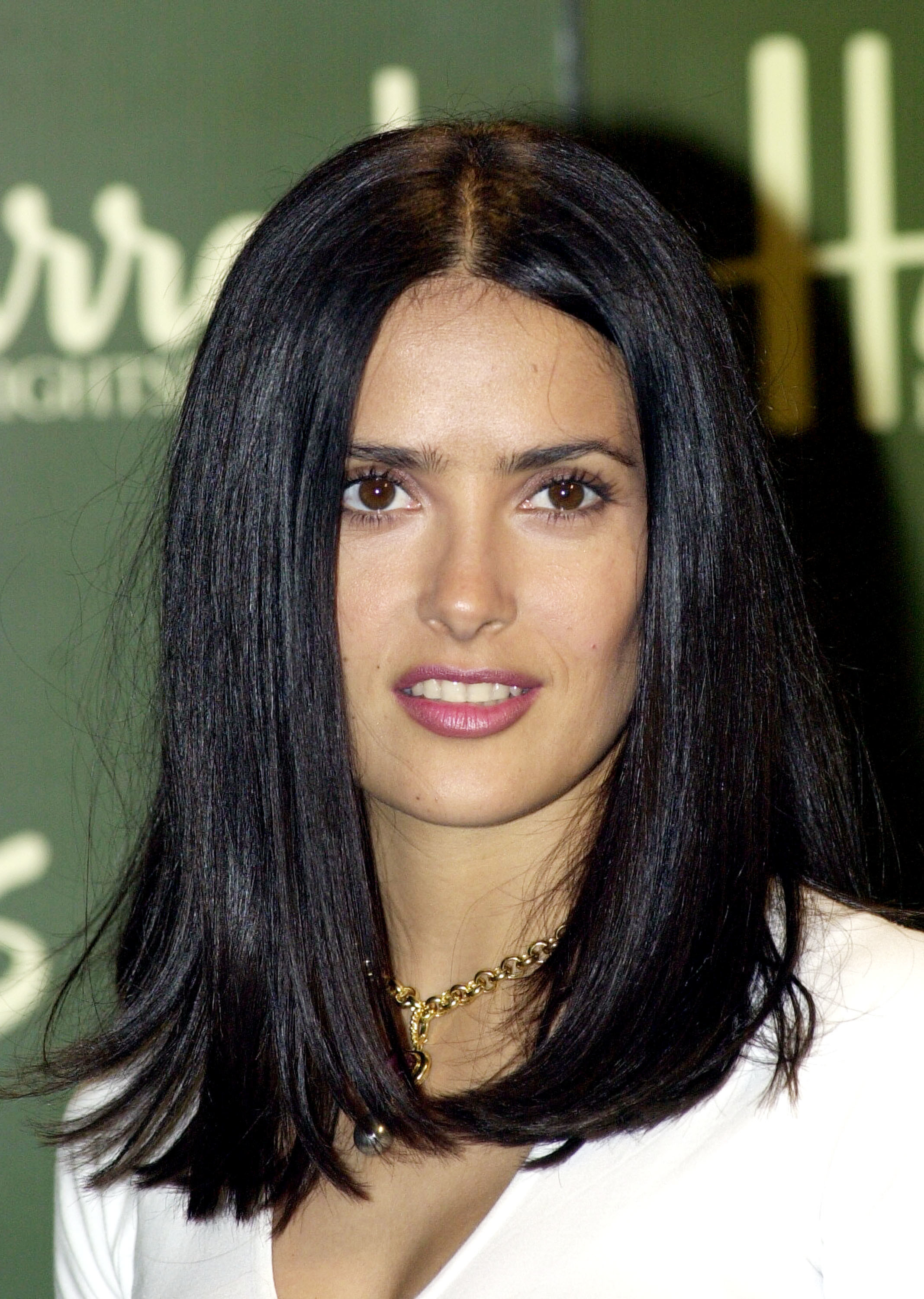 Salma Hayek 2001 Celebrities Who Haven T Changed Their