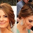 Maria Menounos' Romantic Academy Awards-Worthy Updo