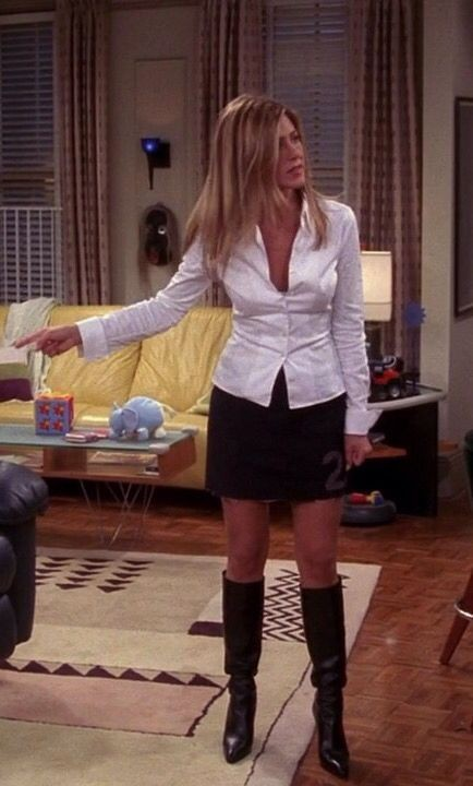 The One Where She Added Her Own Twist To Business Casual