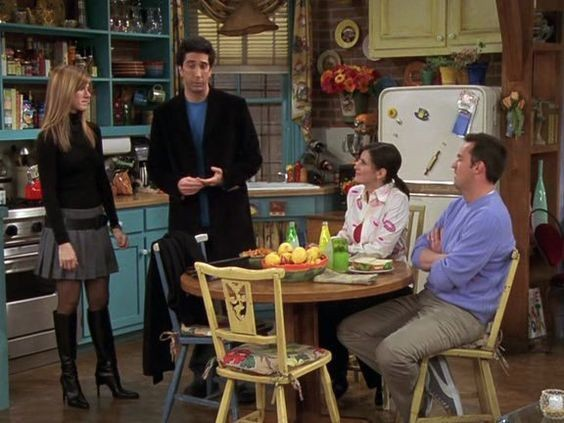 Finally, The One Where She Wore Knee-High Boots Like It Was Nobody's Business