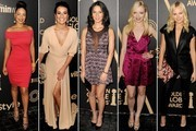 Best Dressed - InStyle x Hollywood FPA Golden Globes Party 2013