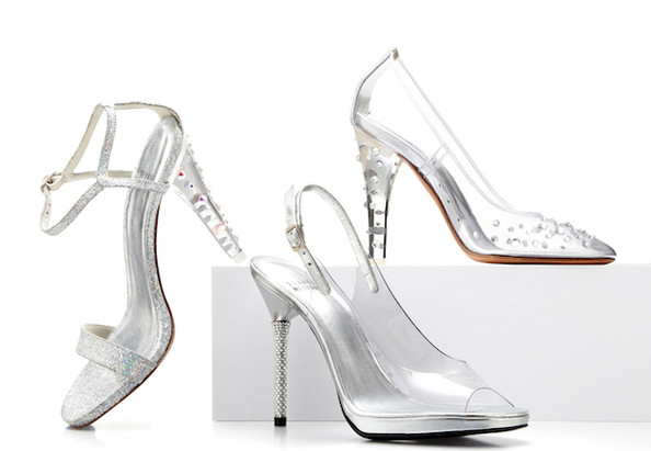 Cinderella to Debut on Broadway Wearing a Stuart Weitzman Glass Slipper!